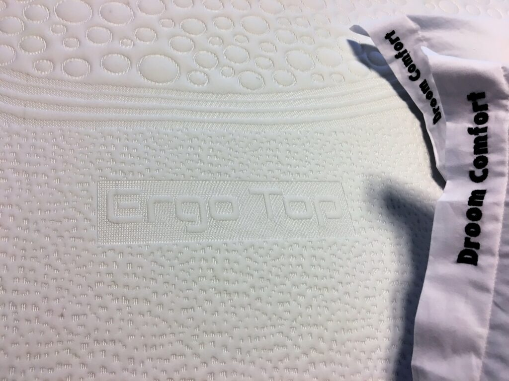 ergotop droomcomfort matras