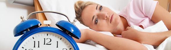 Vijf oorzaken van slecht slapen