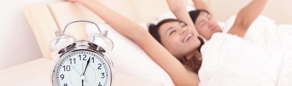 Vijf redenen om meer te slapen